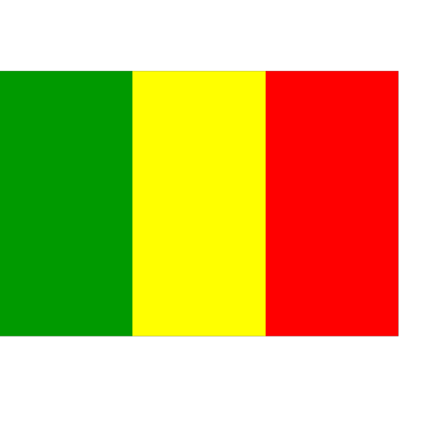 Flag Of The Republic Of Mali PNG Clip art
