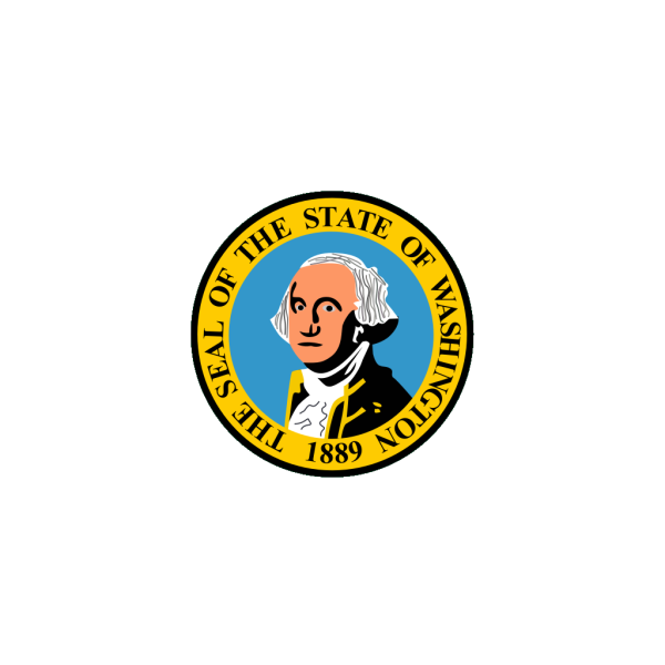 Flag Of The State Of Washington PNG Clip art