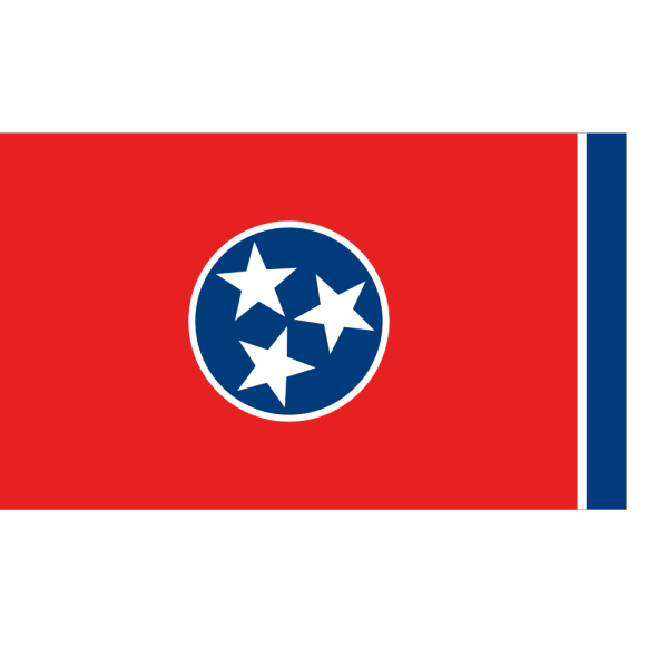Flag Of Tennessee PNG Clip art