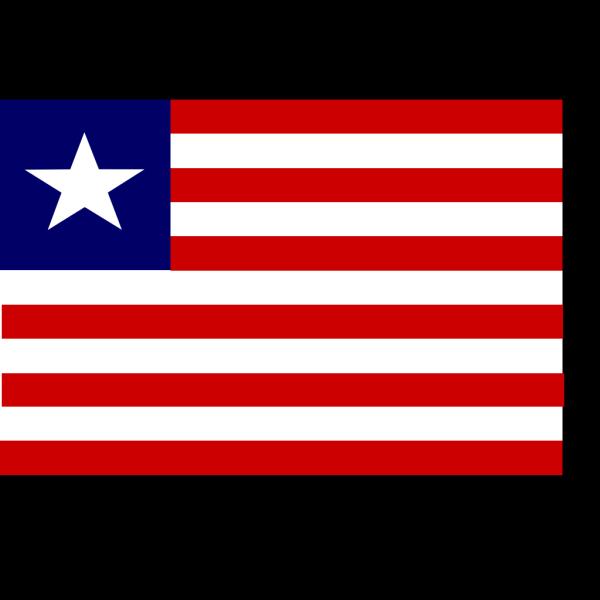 Flag Of Liberia PNG Clip art