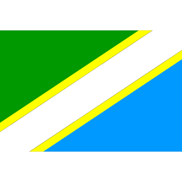 Flag Of The United Republic Of Tanzania PNG Clip art