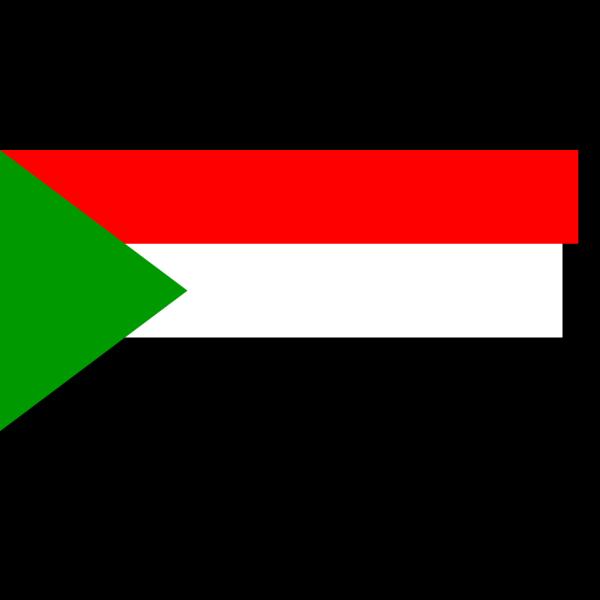 Flag Of Sudan PNG Clip art
