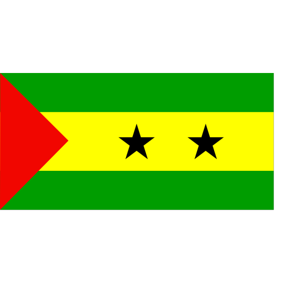 Flag Of Sao Tome And Principe PNG Clip art
