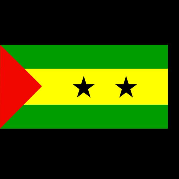 Flag Of Sao Tome And Principe PNG Clip art