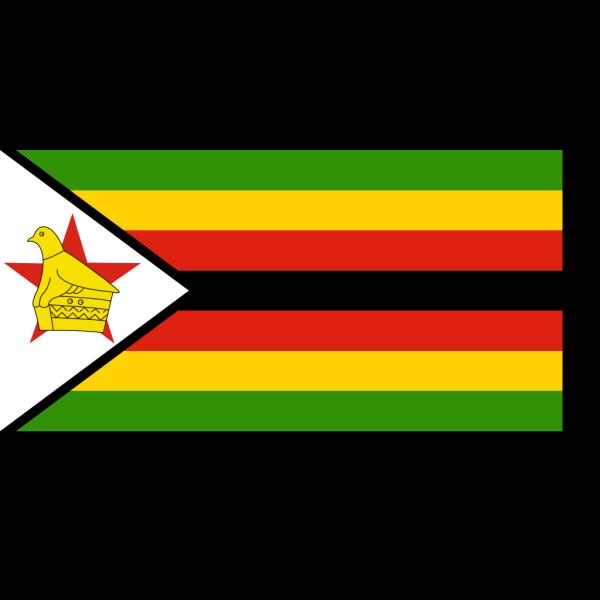 Flag Of Zimbabwe PNG images