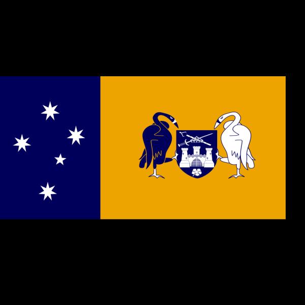Flag Of Capital Territory PNG Clip art
