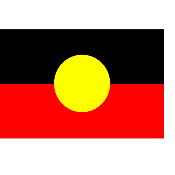 Flag Of The Aboriginal Australians PNG Clip art
