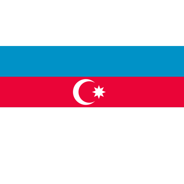 Flag Of The Republic Of Azerbaijan PNG Clip art