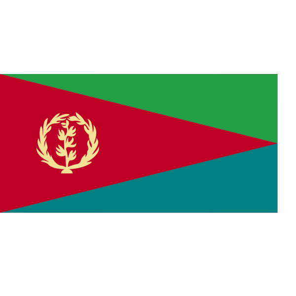 Flag Of Eritrea PNG Clip art
