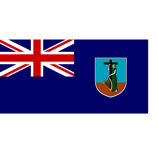 Flag Of Montserrat PNG icons