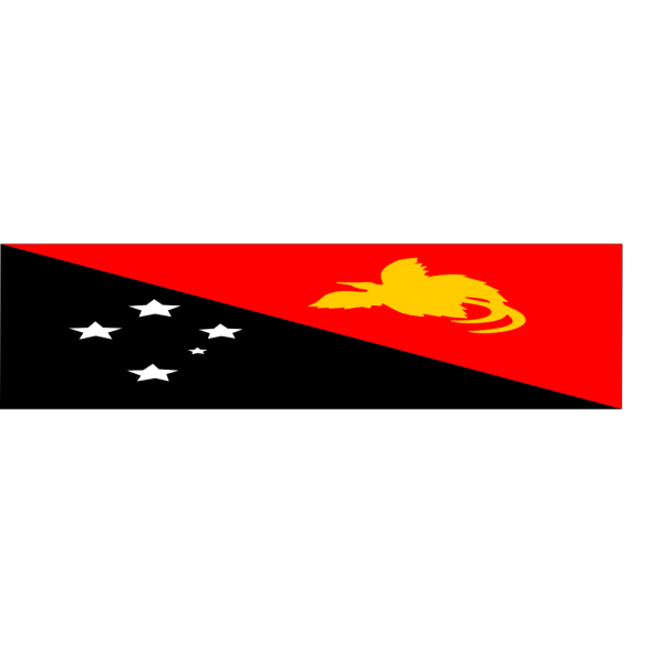 Flag Of Papua New Guinea PNG Clip art