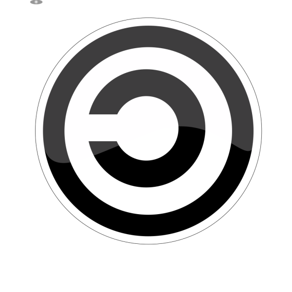 Copyleft Commie Flag PNG Clip art