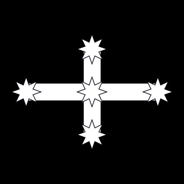 Eureka Flag PNG Clip art