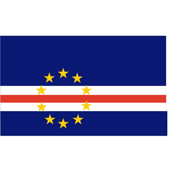 Flag Of Cape Verde PNG Clip art