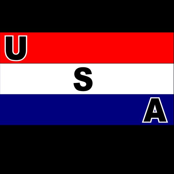 Usa  Stripe Flag PNG Clip art