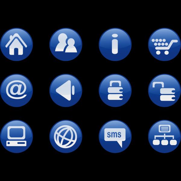Web Icons PNG Clip art