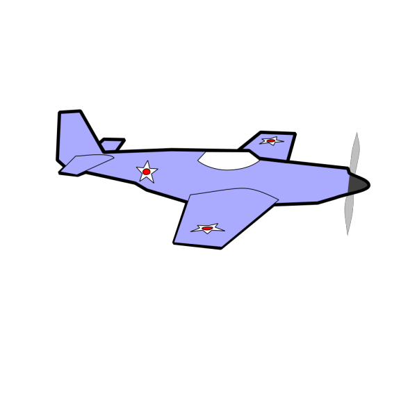 Flying Cartoon Plane PNG images