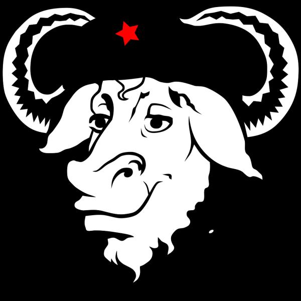 Gnu Cap Hat Cow PNG Clip art