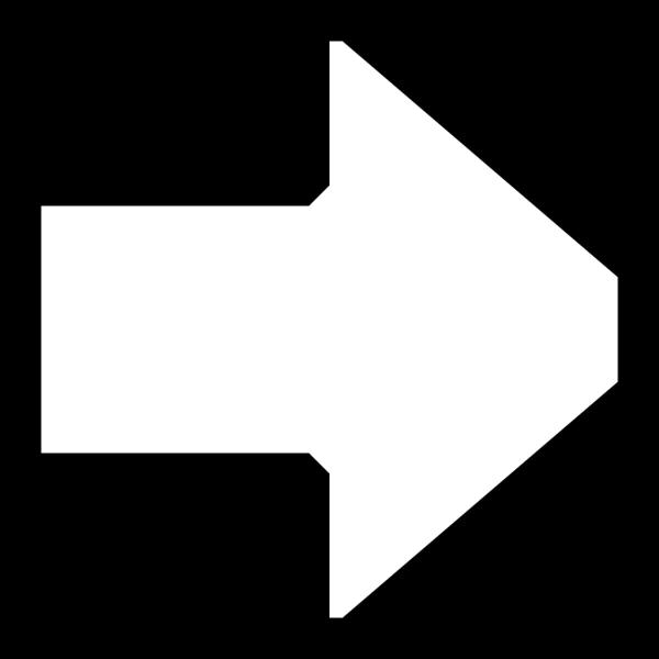 Right Outline Arrow PNG Clip art