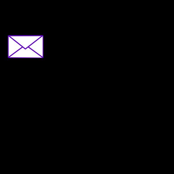 Open Envelope PNG images