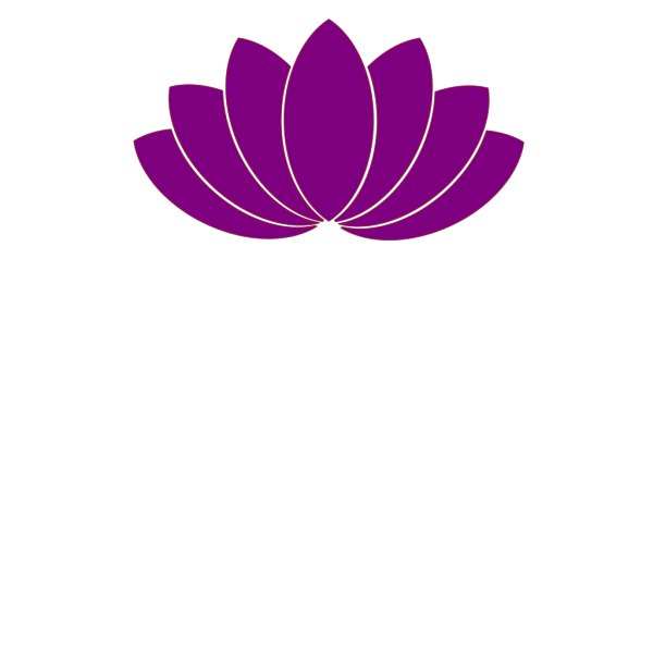 Purple Flower 4 PNG Clip art