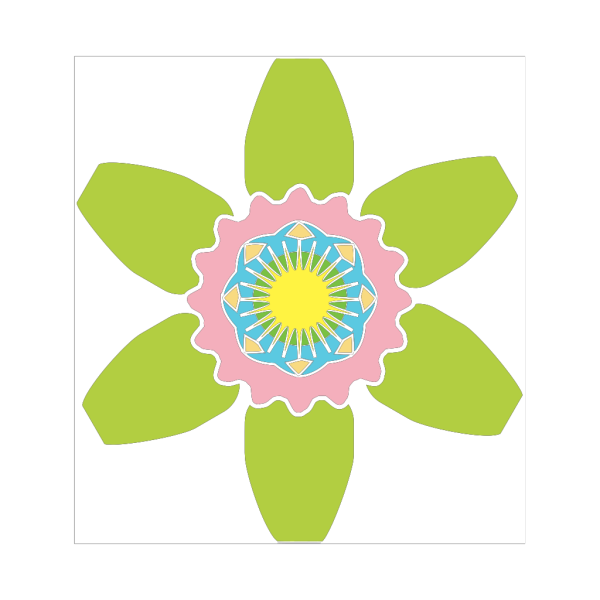 Flower Shape PNG Clip art