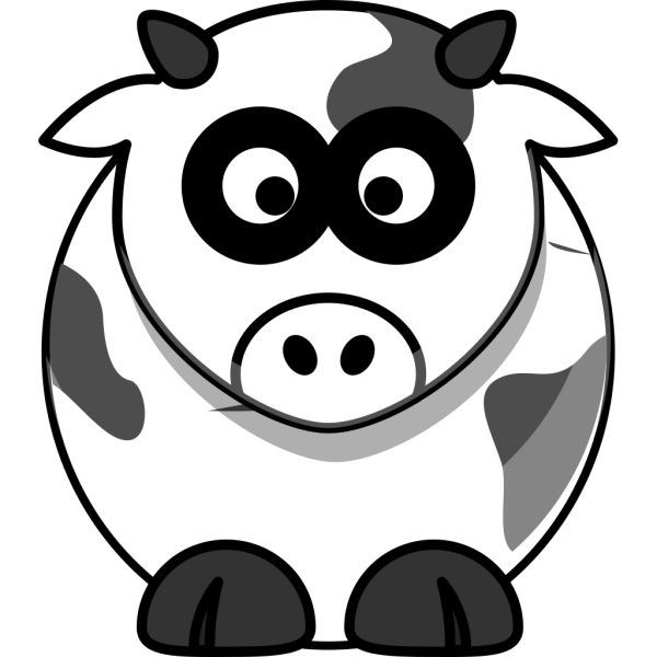 Cow 2 PNG icons