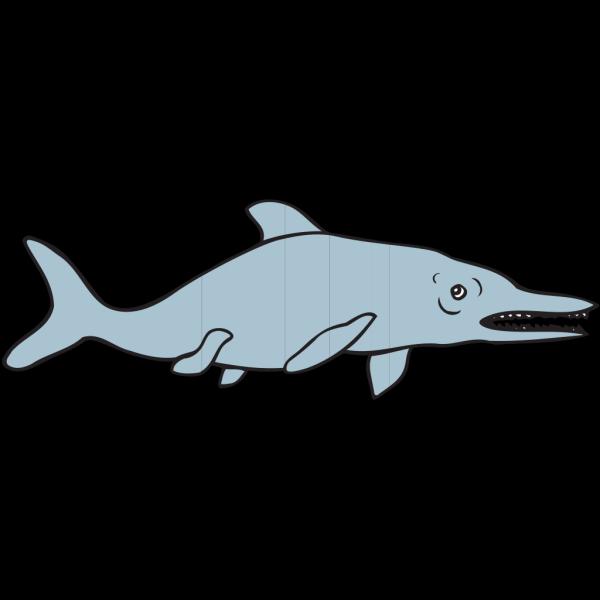 Ichthyosaurus Art PNG Clip art