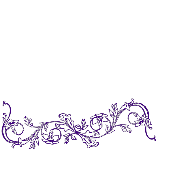 Flower Frame PNG Clip art