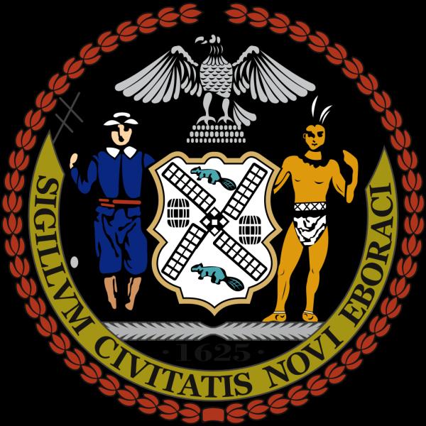 Seal Of New York City PNG Clip art