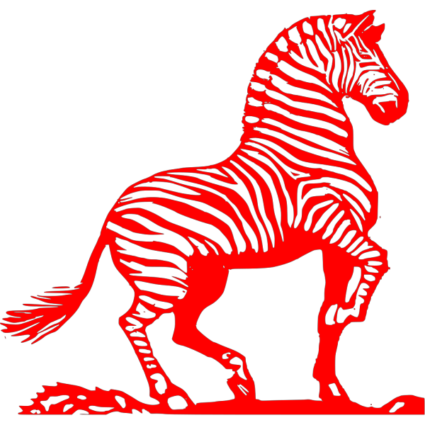 Zebra PNG icons