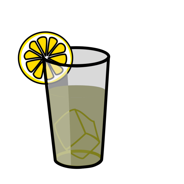 Lemonade Jo Icq Glass Flower PNG Clip art