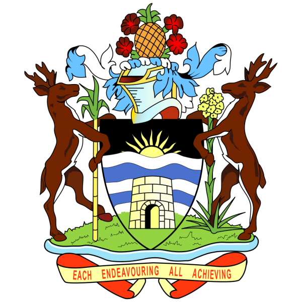 Coat Of Arms Of Antigua And Barbuda PNG Clip art
