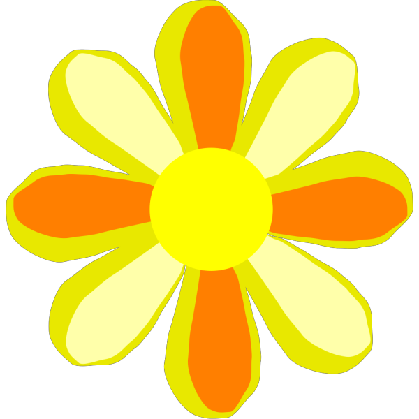 Early Summer Flower Blossoms. PNG Clip art