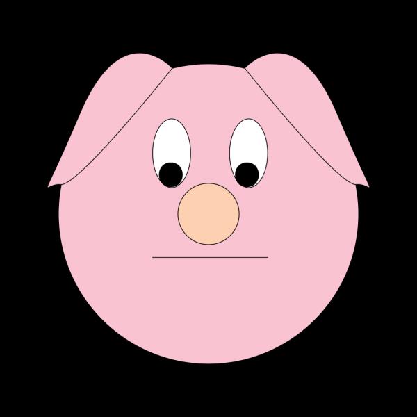 Sad Piggy PNG Clip art