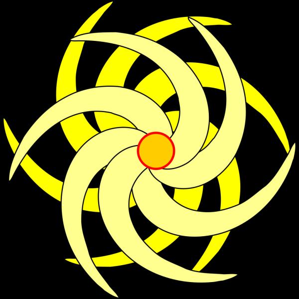 Artistic Flower PNG Clip art