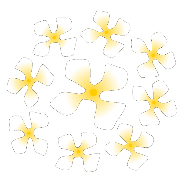 Flowers Decoration PNG Clip art