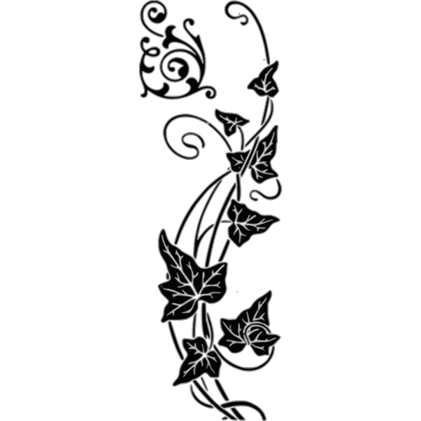 Decorative Corner Design PNG Clip art