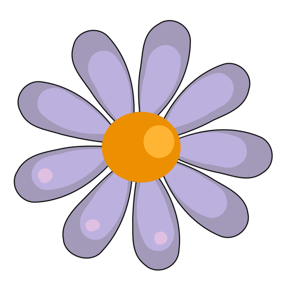 Daisy Modification PNG Clip art