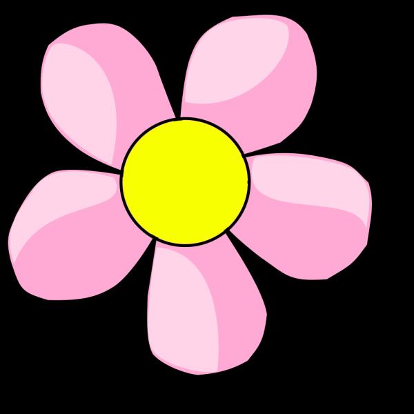 Pink Flower 10 PNG Clip art