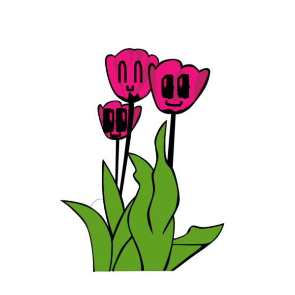 The Flower Family PNG Clip art