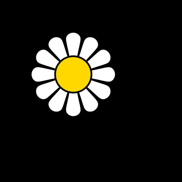Yellow Daisy PNG Clip art
