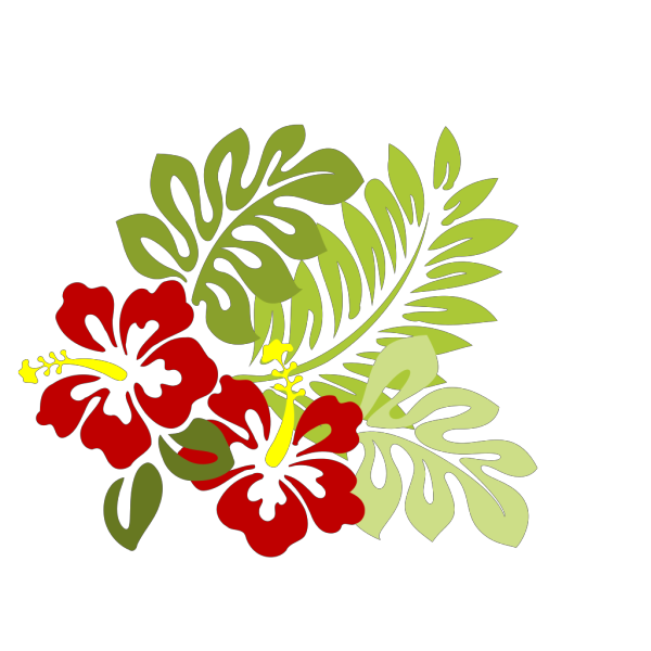Hibiscus Clipped Art PNG Clip art