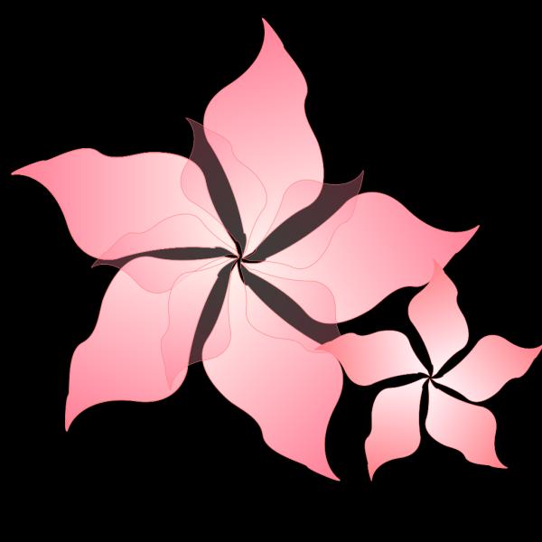 Pink Flower 11 PNG Clip art
