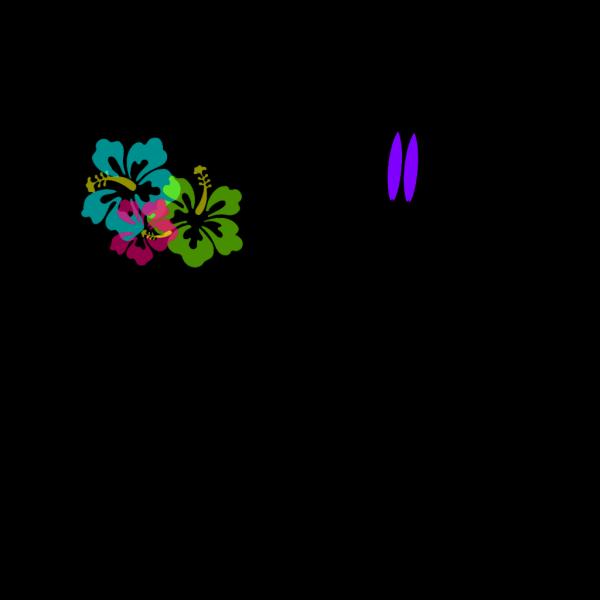 Hibiscus 12 PNG Clip art