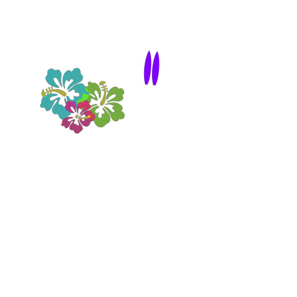 Hibiscus 13 PNG Clip art
