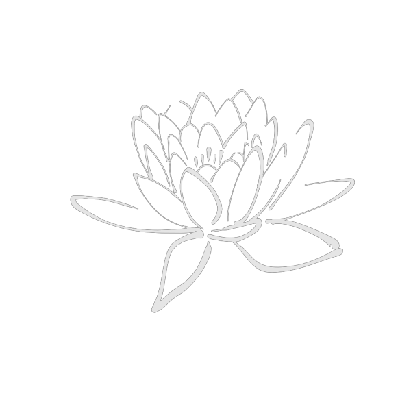 Shadow Lotus PNG Clip art