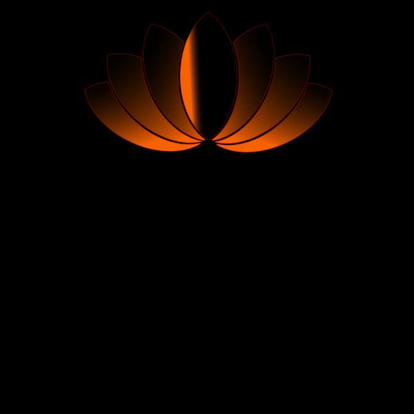 Lotus Flower 3 PNG Clip art