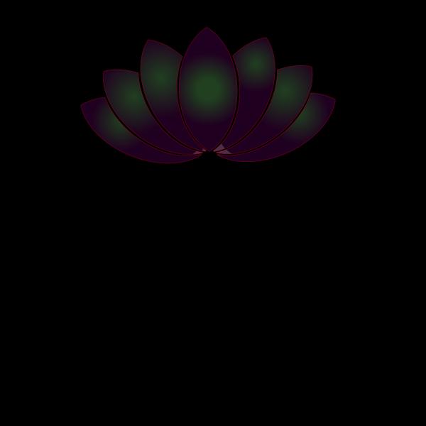 Lotus Flower Light PNG Clip art