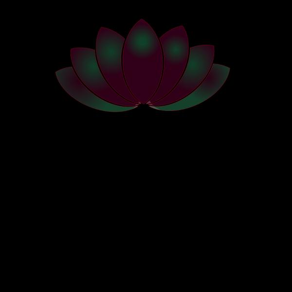 Even Lighter Lotus PNG Clip art